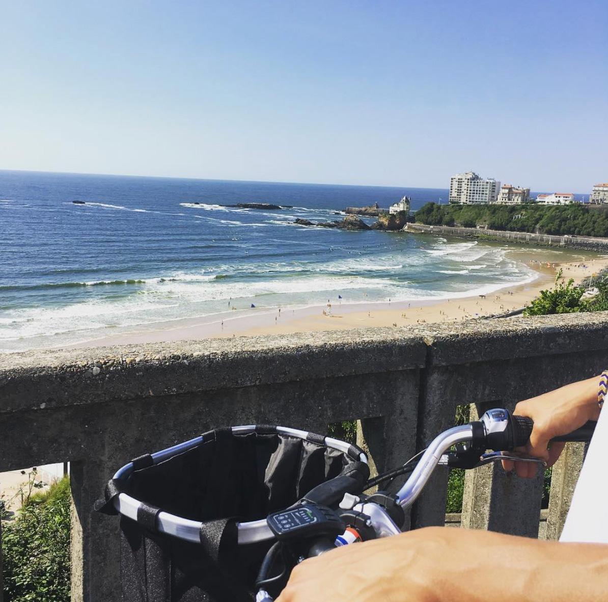 location-vélo-électrique-biarritz-côte-basque